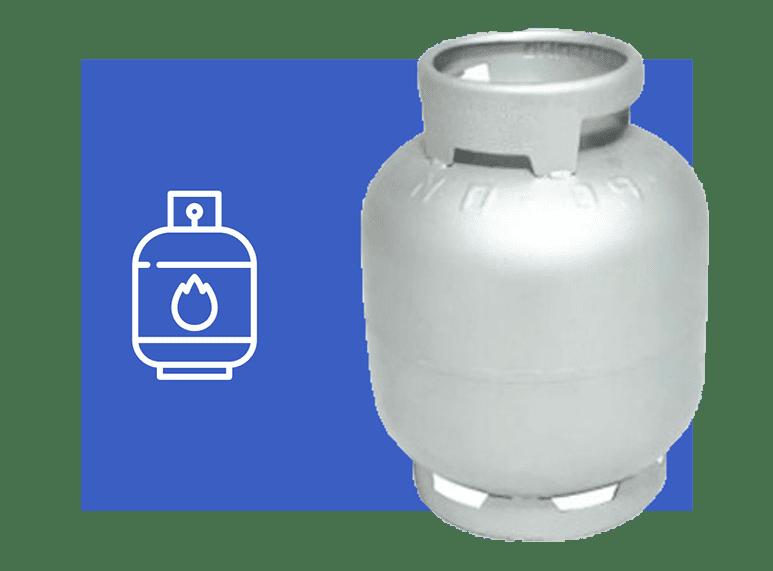 entrega de botijão de gás p13 em sorocaba